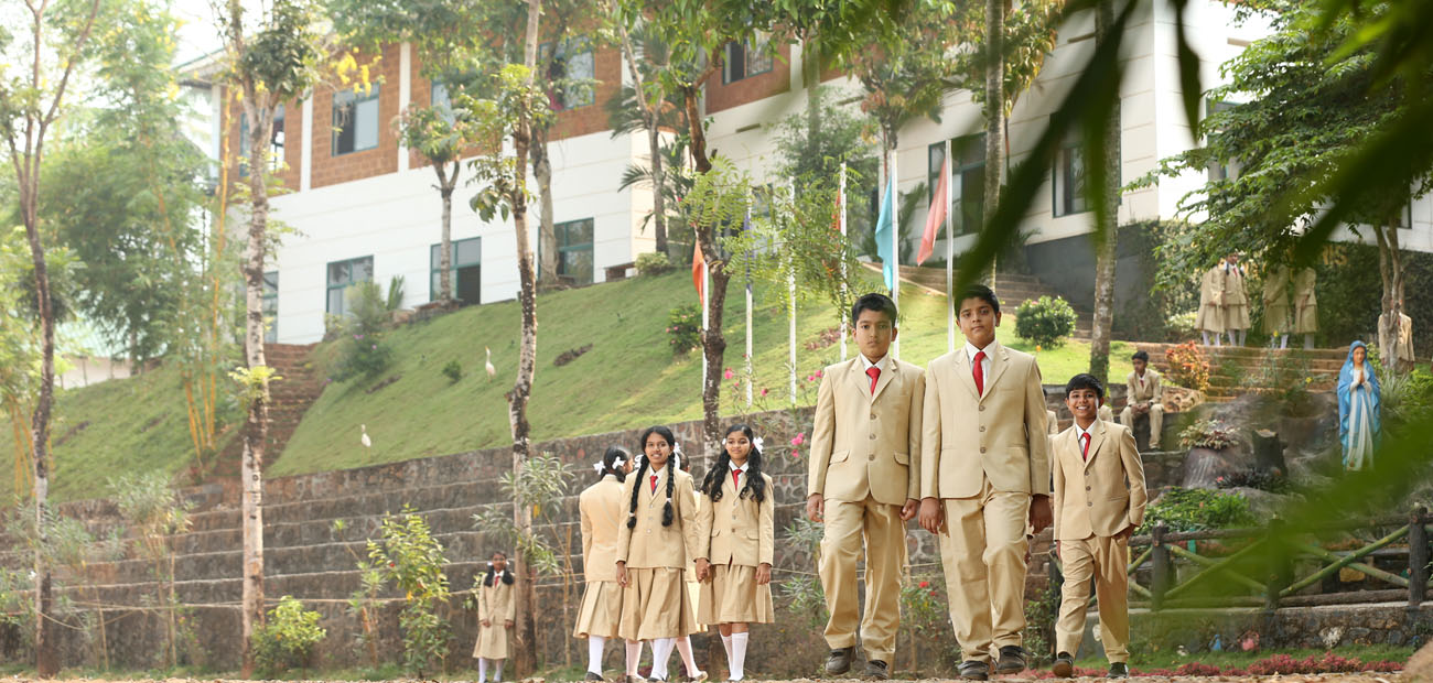 girls residential/boarding schools in kerala